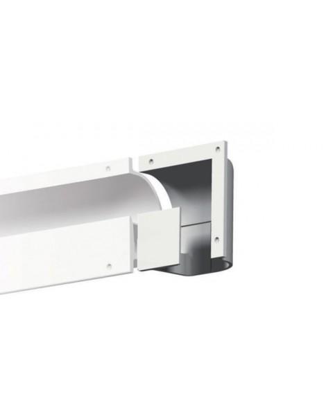 Atelier Sedap - Blade 90° Corner - Recessed Plaster Profile