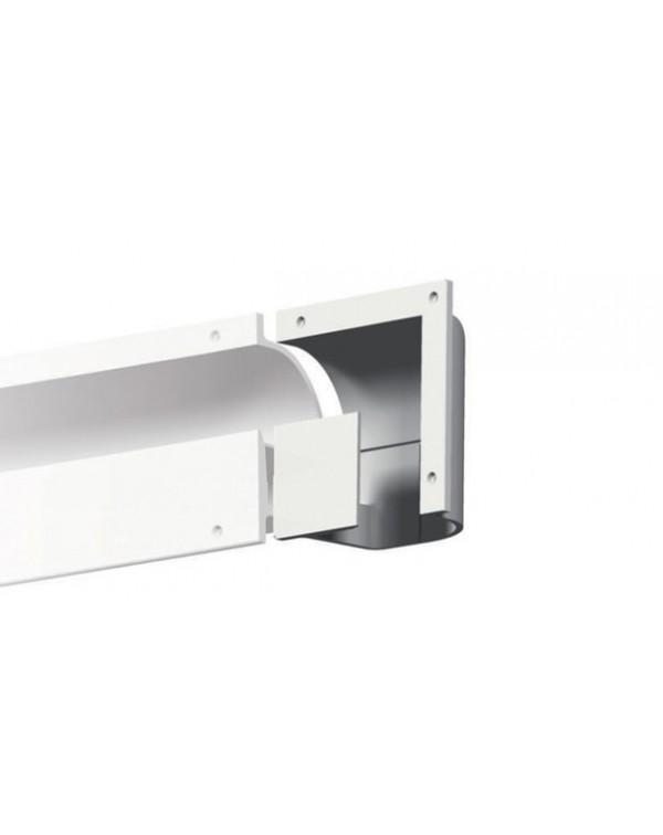 Atelier Sedap - Blade 90° Corner - Recessed Plast...