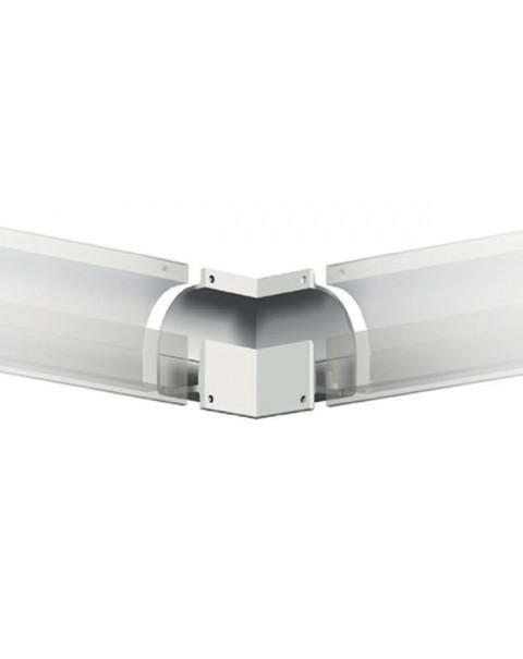 Atelier Sedap - Blade 3D Corner - Recessed Plaster Profile