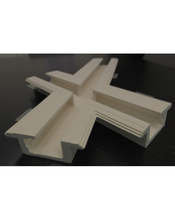 Atelier Sedap - Cross 60/120 - Recessed Plaster Pr...