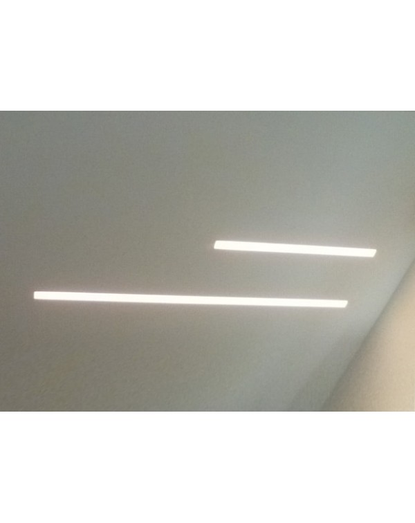 Atelier Sedap - Slim Line - Plaster Low Level Ligh...