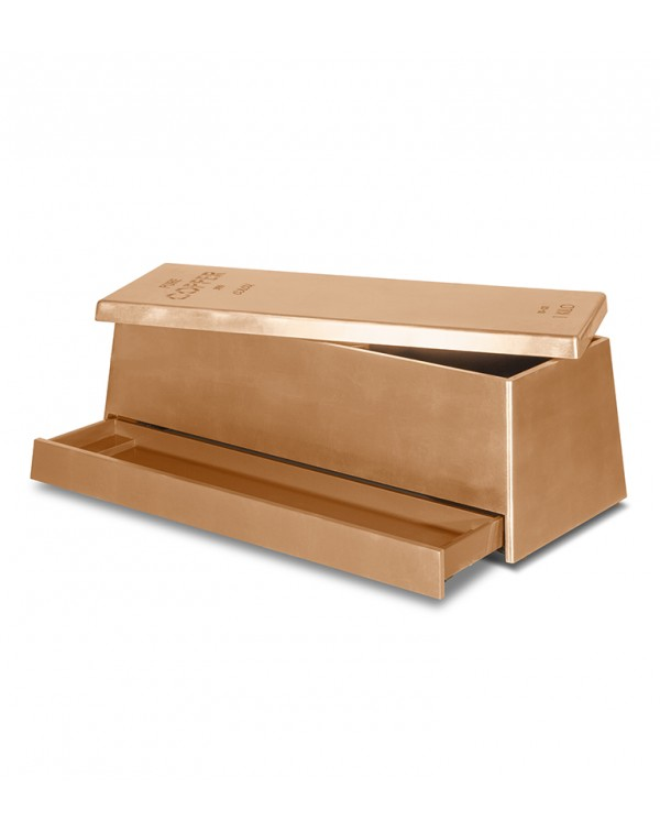 Circu - Copper Toy Box