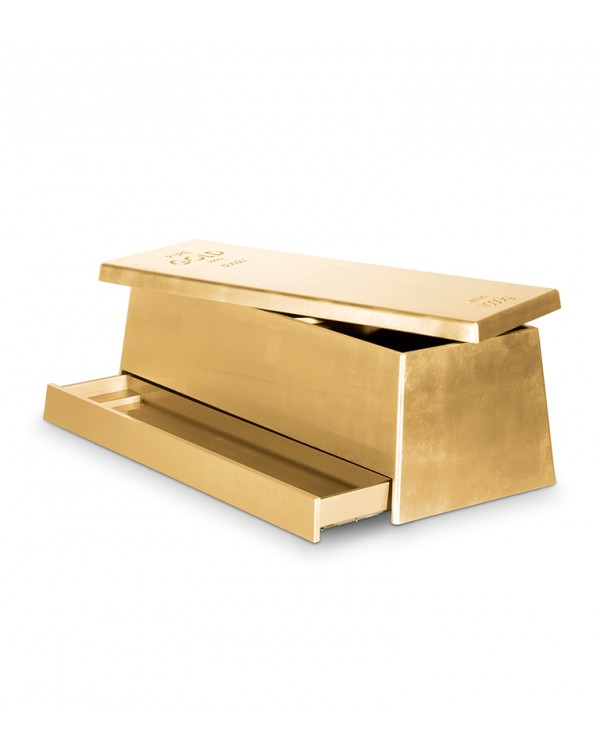 Circu - Gold Toy Box