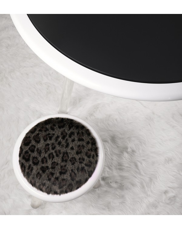 Circu - Illusion Leopard Stool