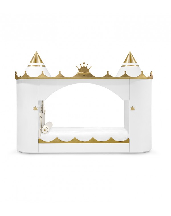 Circu - Kings & Queens Castle Bed