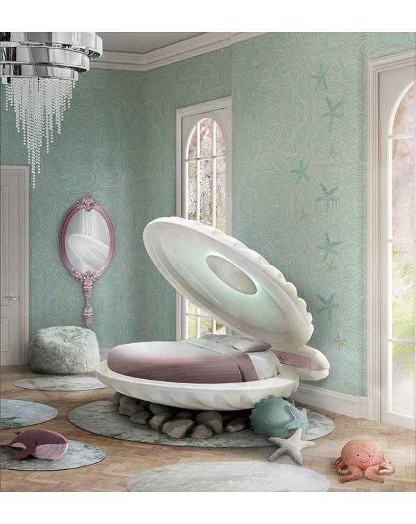 Circu - Little Mermaid Bed