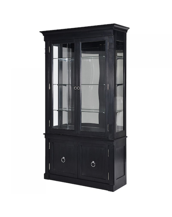 Kensington 2 Door Display Cabinet