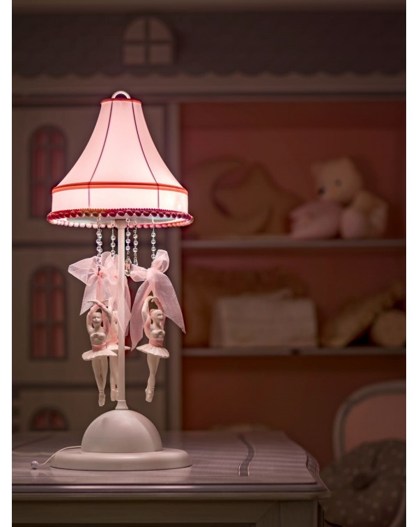 Dancers Table Lamp
