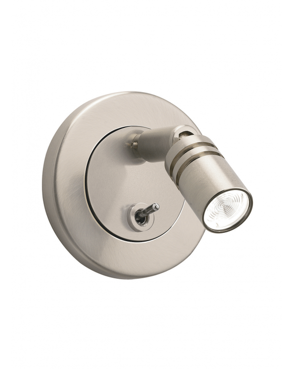 Heathfield - Felipe Satin Nickel LED