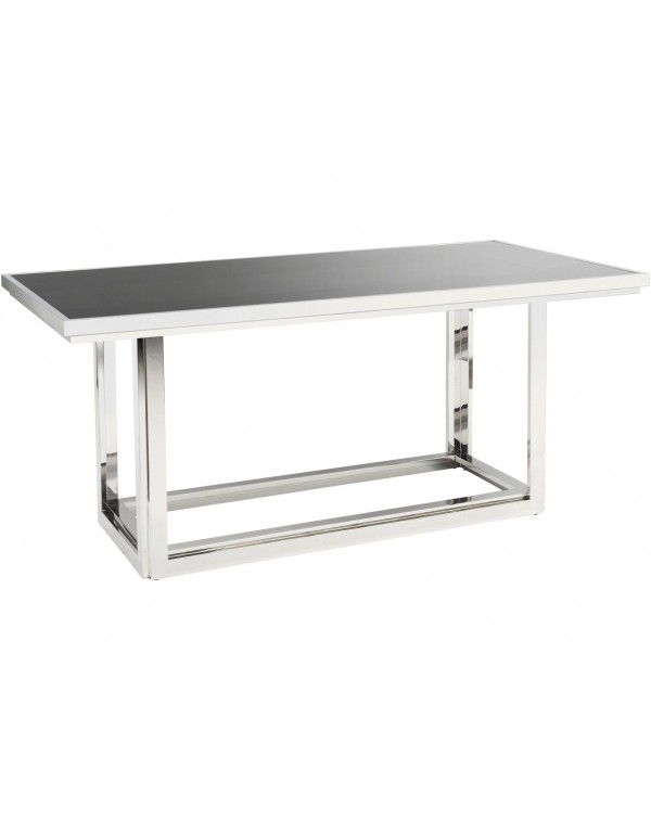 Gastby Rectangular Stainless Dining Table