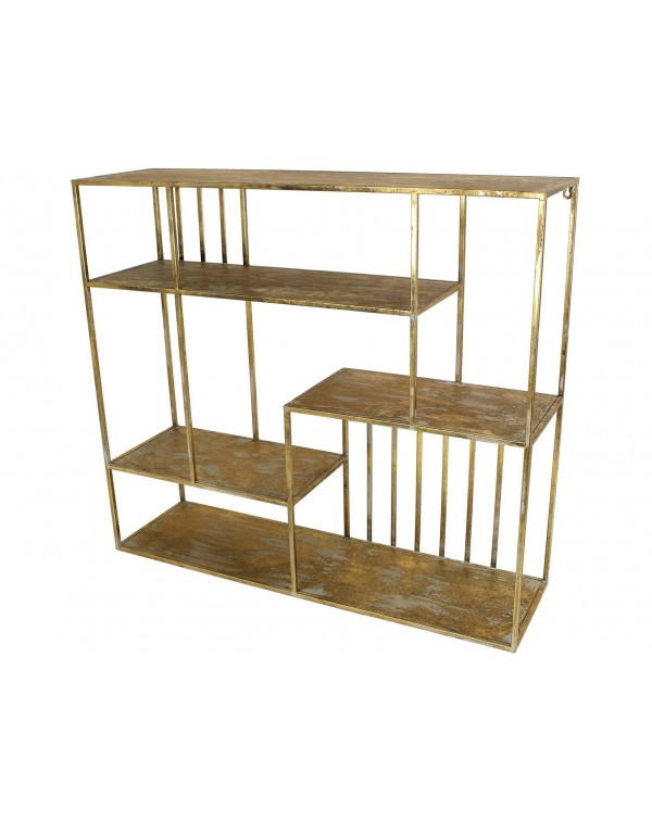 Cohan Shelving Unit In Black