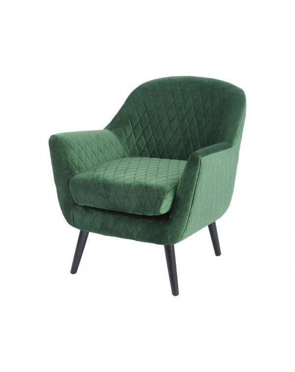 Ellison Green Quilted Occasional Chair