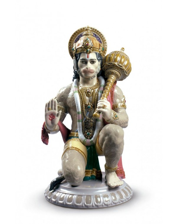 Lladro Hanuman Figurine