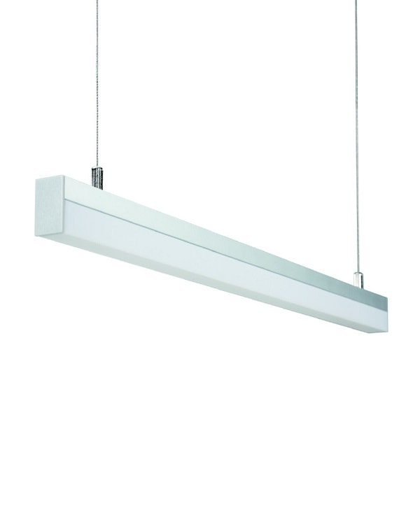 Linkable Suspended Rounded Aluminium LED Profile/H...