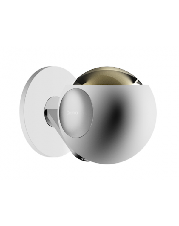 Occhio Io Pico Wall light White Satin