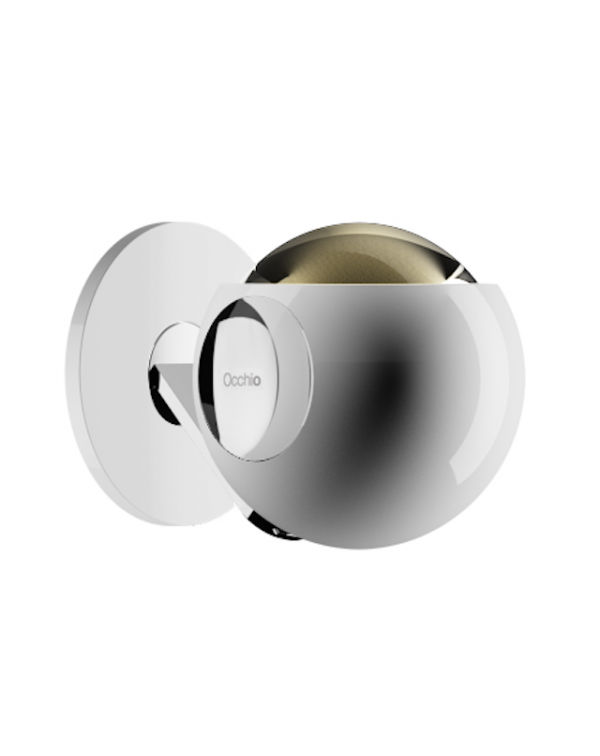 Occhio Io Pico Wall light White Shine