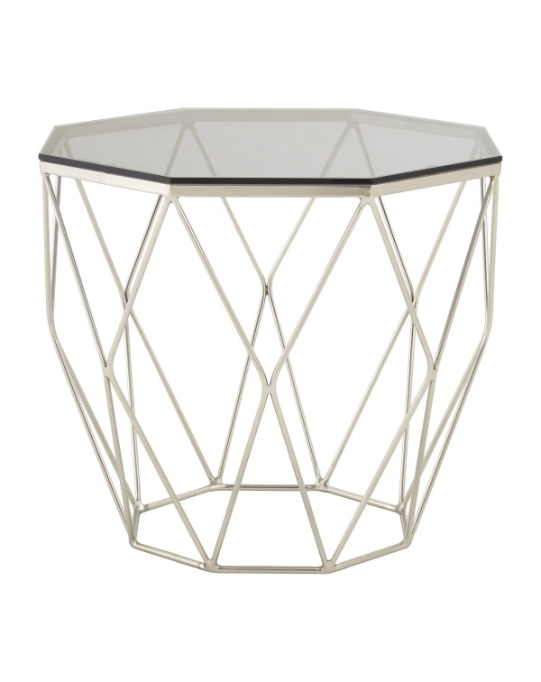 Premier Housewares  Allure End Table