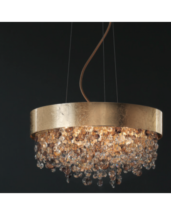 Masiero - Ola S6 40 - Chandelier Light