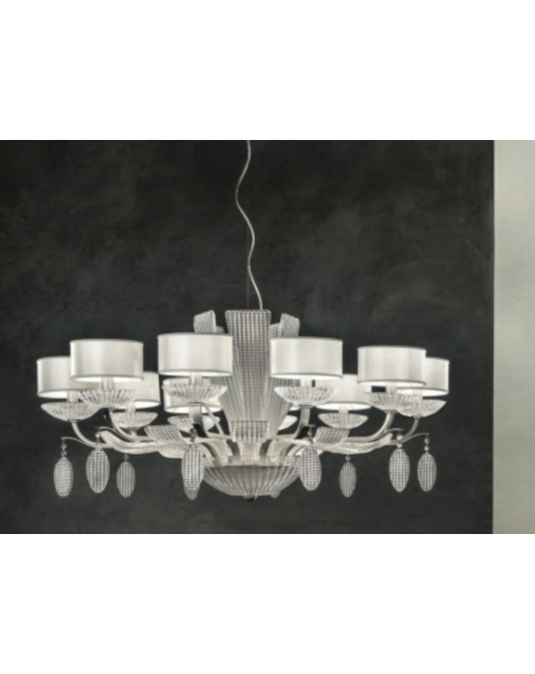 Masiero  - Isbel 10 - Chandelier Light