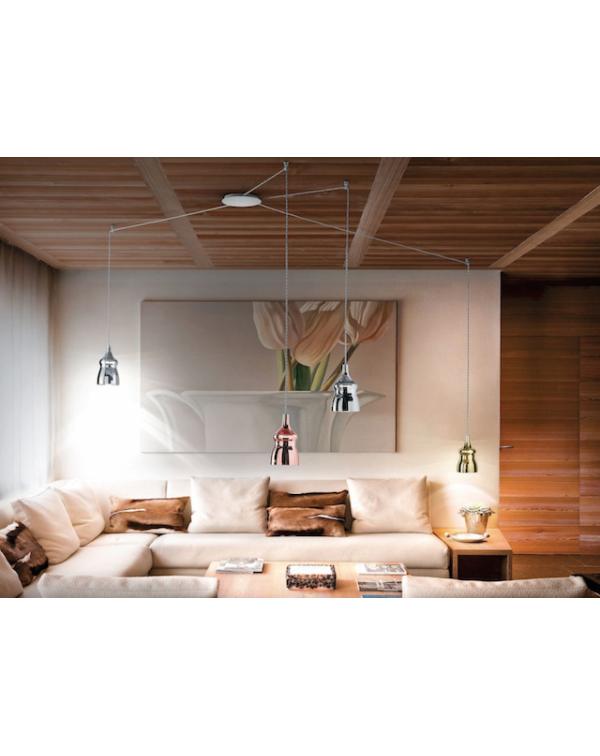 Studio Italia Nostalgia Ceiling Light 2