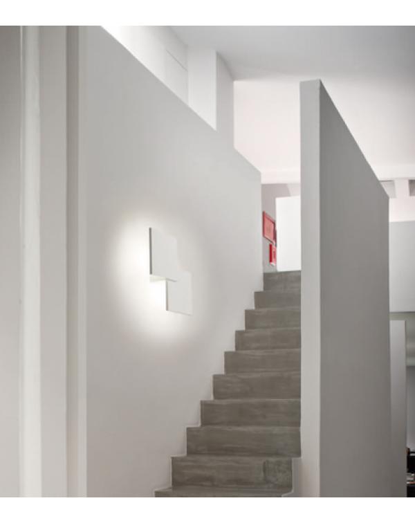 Studio Italia Puzzle Double Square Wall Light