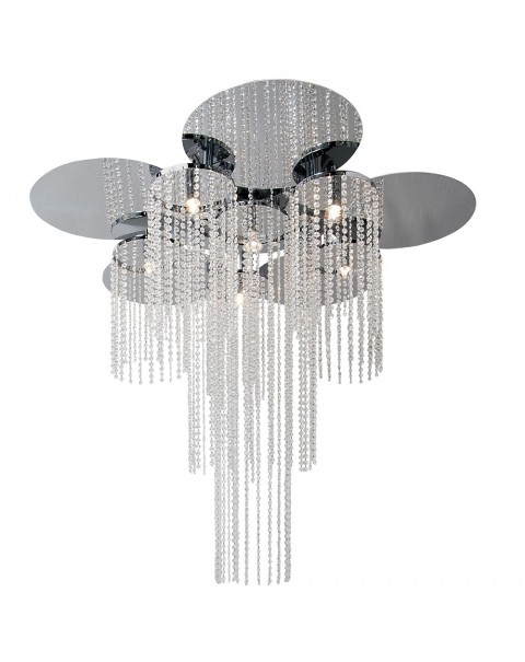 Ilfari-Opus C5+1 Pendant Light - Asco Lights
