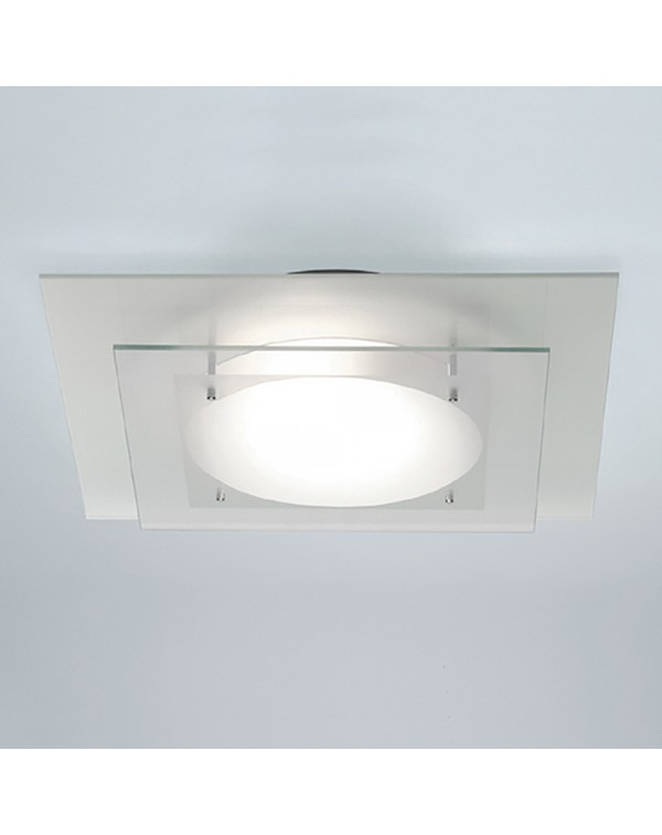 Planar Flush Ceiling Light